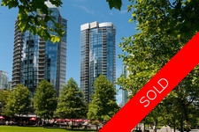 Coal Harbour Apartment for sale: Callisto 3 bedroom 2,290 sq.ft. (Listed 2014-03-25)