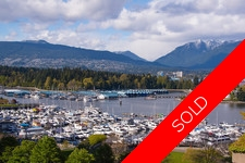 Vancouver West, Coal Harbour Condo for sale: FLATIRON 2 bedroom 1,265 sq.ft. (Listed 2015-04-14)