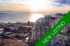 White Rock Condo for sale: MIRAMAR 2 bedroom 2,419 sq.ft. (Listed 2017-09-21)