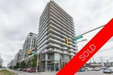 Vancouver West, False Creek Condo for sale:  1 bedroom 546 sq.ft. (Listed 2016-06-01)